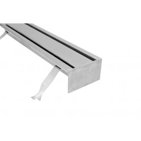 Canali grigliati a doppia fessura  S150 – S800