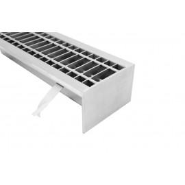 Canali grigliati Ladder  S150-S800