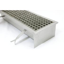 Canali grigliati antiscivolo S150-S800